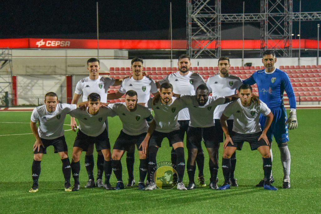 Europa FC team v College
