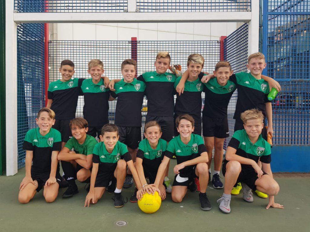 Europa FC-Under 11