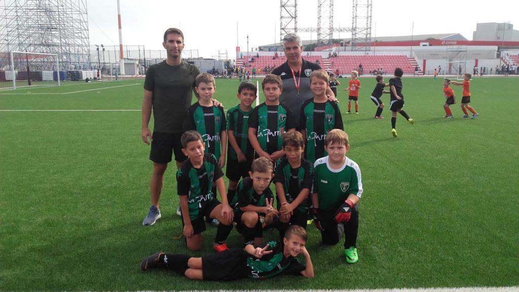 Europa FC-Under 8