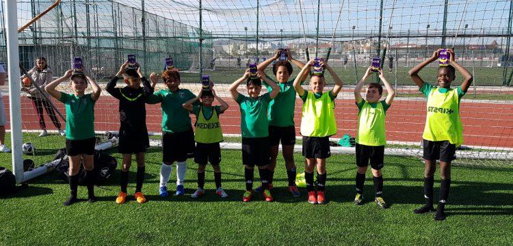 Europa FC under 10