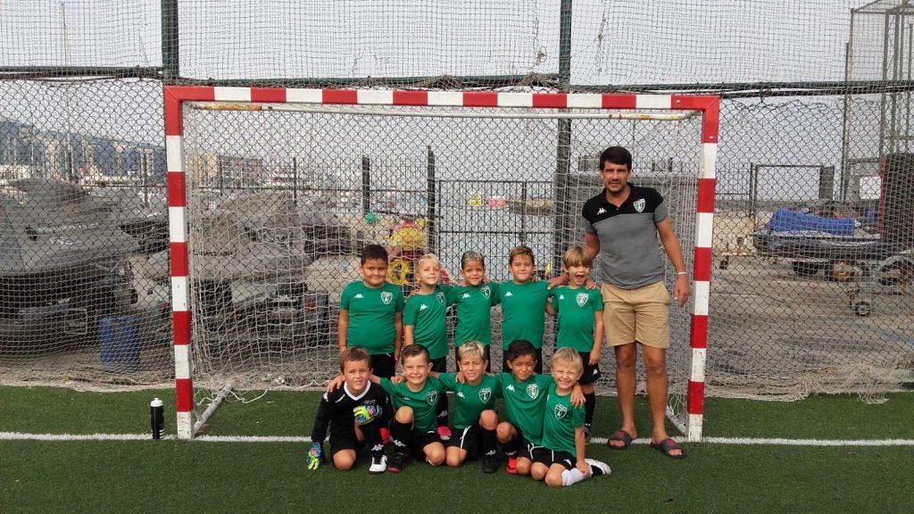 Europa FC-UNder 5