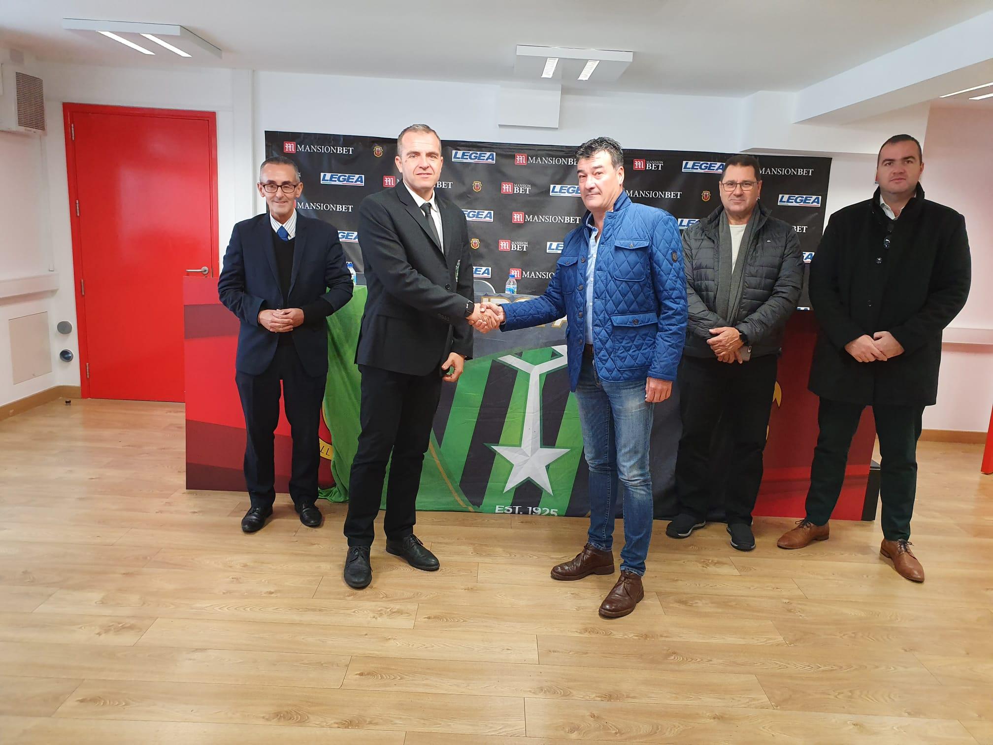 Europa FC-Press conference1