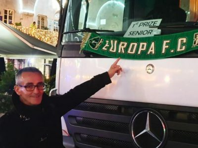 Three Kings Europa 1-EuropaFC