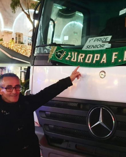 Three Kings Europa 1-EuropaFC