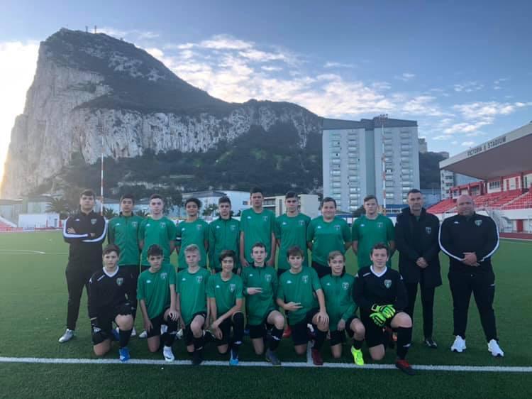 EuropaFC-under14
