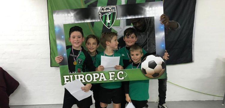 Europa FC under v7
