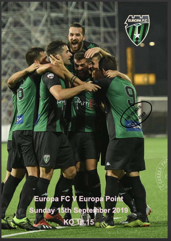 EuropaFC-v-EuropaPoint-programme