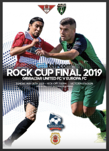 EuropaFC-v-GibUtd-RockCupFinal-programme