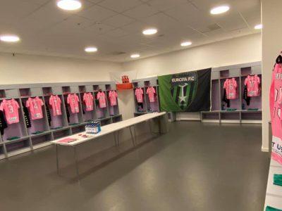 Europa FC-Tele2 arena