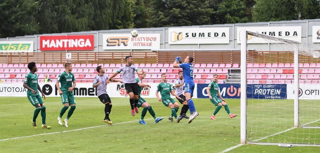 EuropaFC-v-Kauno